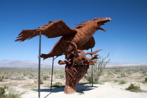 anza-borrego-statue-eagle-nest